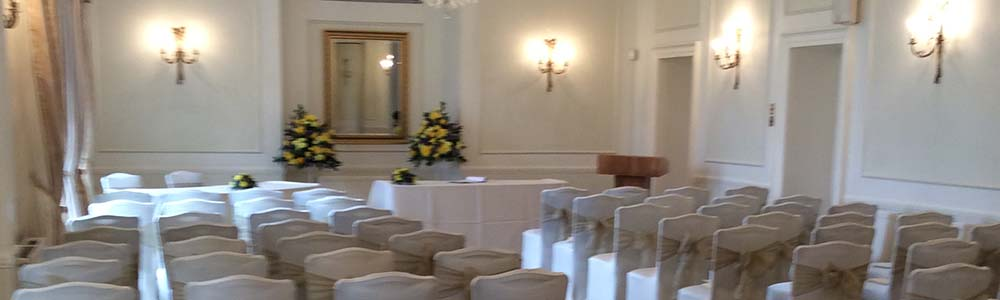 Weddings at Dyrham Golf Club